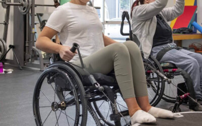 Power Plate for spinal cord injury