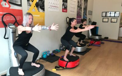 Game-changing results using Power Plate