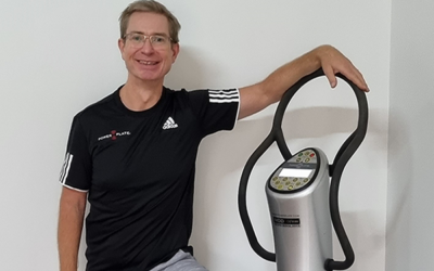 Power Plate appoints John Polley as Ambassador